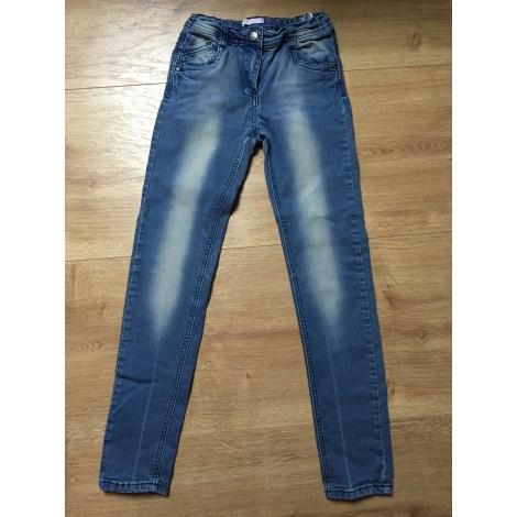 Pantalon GÉMO Bleu, bleu marine, bleu turquoise