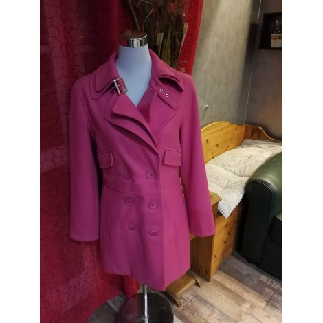 Manteau MORGAN Rose, fuschia, vieux rose