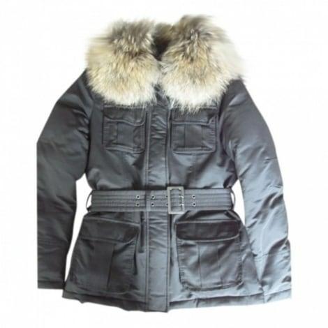 Zipped Jacket COMPTOIR DES COTONNIERS Gray, charcoal