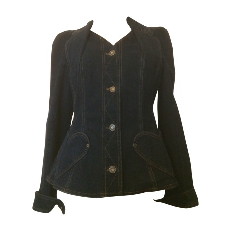 Jacket DIOR Blue, navy, turquoise
