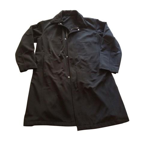 Imperméable, trench YVES SAINT LAURENT Noir