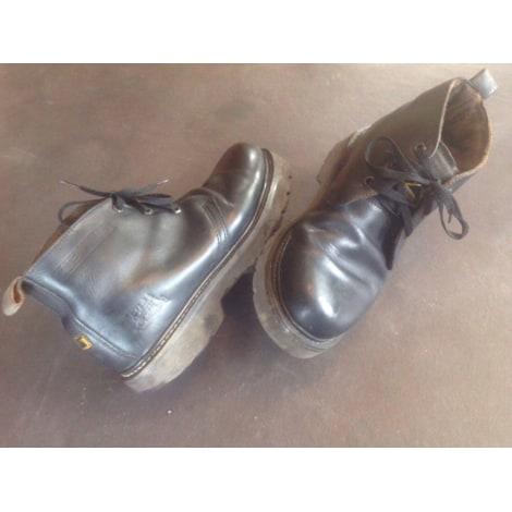 Chaussures à lacets  CATERPILLAR Noir