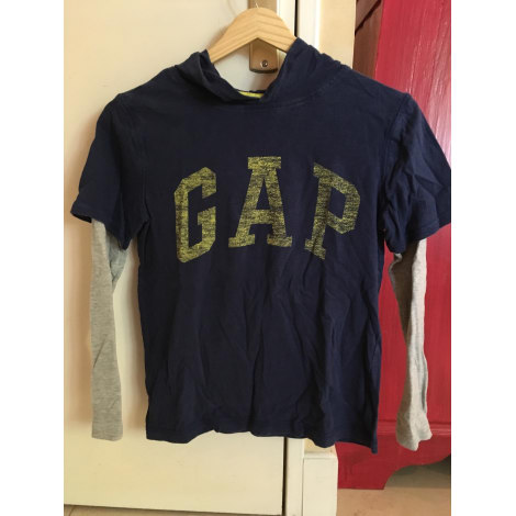Tee-shirt GAP Bleu/jaune