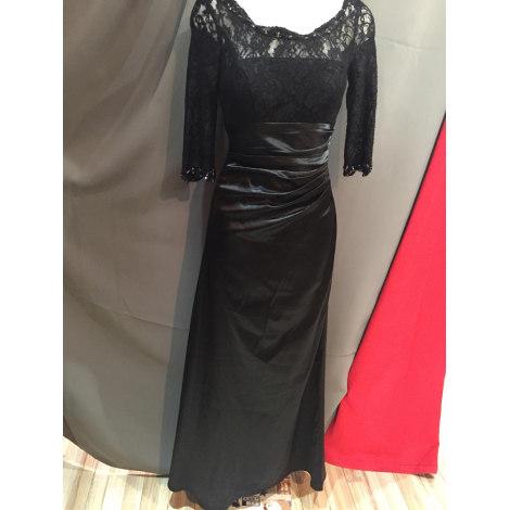 Robe longue EDRESSIT Noir