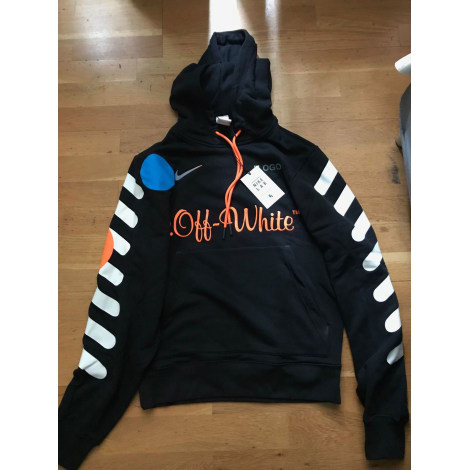 felpa nike off white
