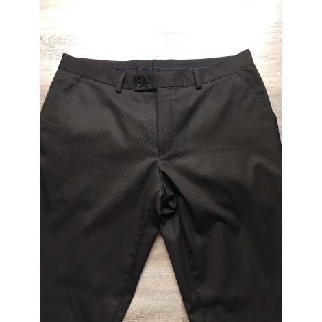 Pantalon de costume JULES Noir