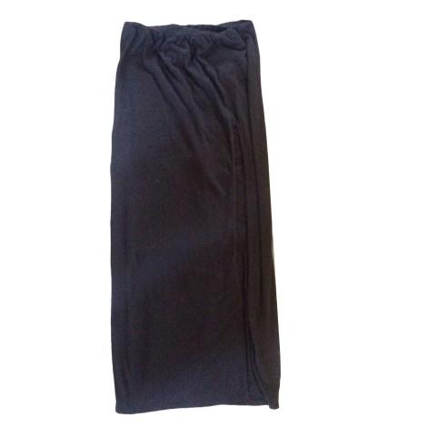 Jupe longue GAT RIMON Noir