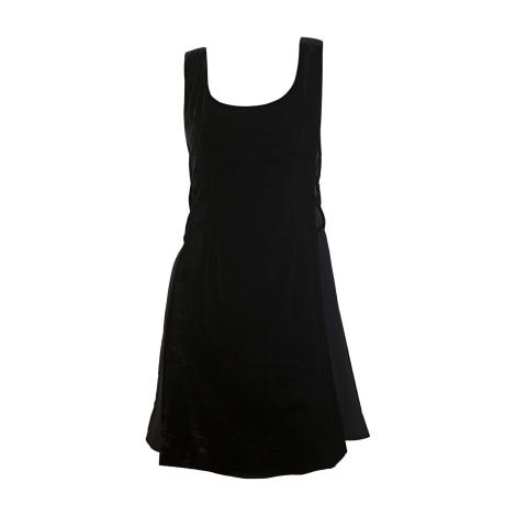 Robe courte CÉLINE Noir