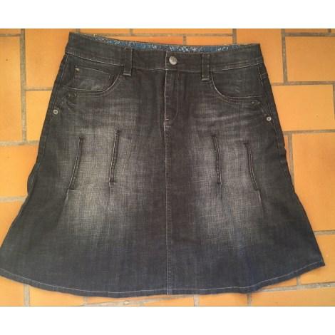 Midi Skirt ESPRIT Blue, navy, turquoise
