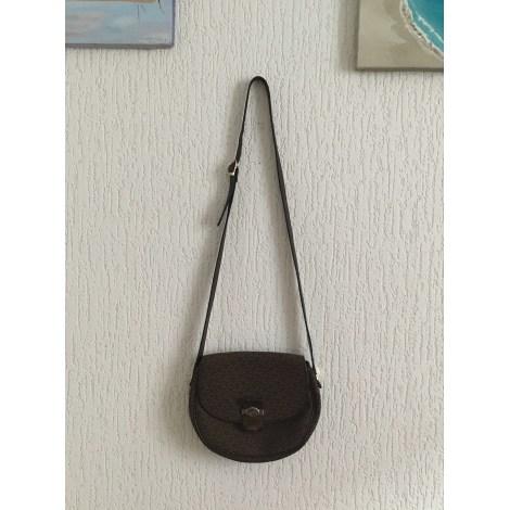 Non-Leather Shoulder Bag PIERRE CARDIN Brown