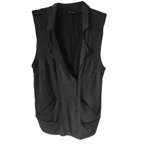 Gilet, cardigan THE KOOPLES Gris, anthracite