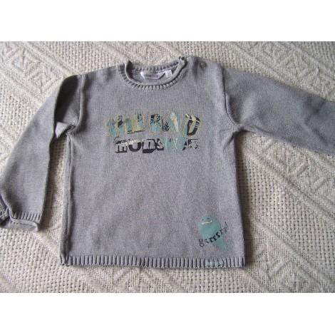 Sweater KIDKANAI Gray, charcoal