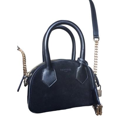 Leather Handbag THE KOOPLES Black