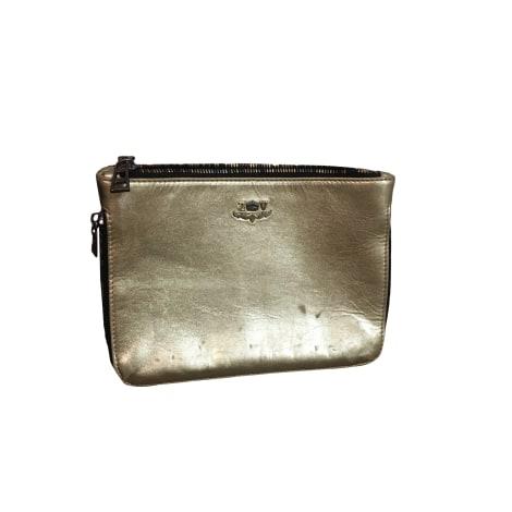Leather Handbag ZADIG & VOLTAIRE Golden, bronze, copper