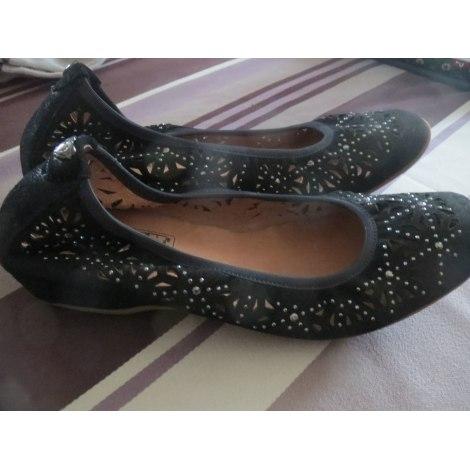 Ballet Flats MAM'ZELLE Black