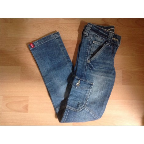 Pantalon ESPRIT Bleu, bleu marine, bleu turquoise