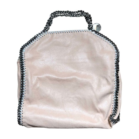 Sac à main en cuir STELLA MCCARTNEY Falabella Rose, fuschia, vieux rose