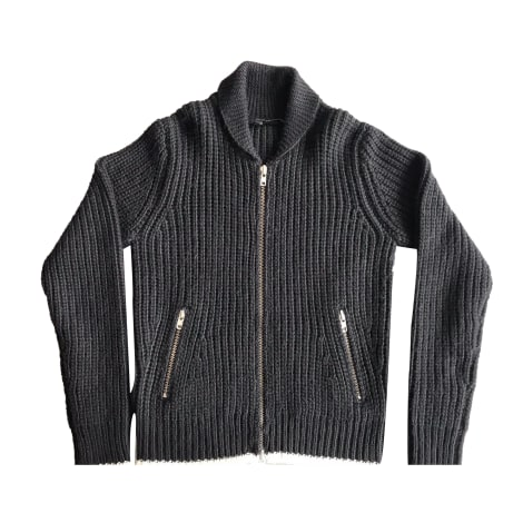 Gilet, cardigan THE KOOPLES Noir