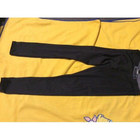 Pantalon de survêtement DÉCATHLON Noir