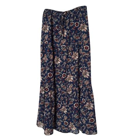 Maxi Skirt GERARD DAREL Blue, navy, turquoise