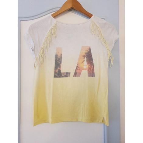 Top, Tee-shirt C&A Jaune