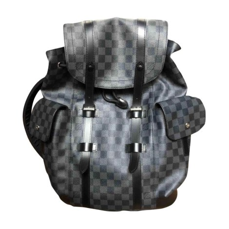 Backpack LOUIS VUITTON Black