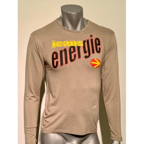Tee-shirt ENERGIE Marron
