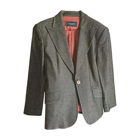 Blazer, veste tailleur BURBERRY Gris, anthracite