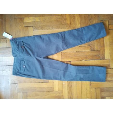 Pantalon droit BERENICE Gris, anthracite