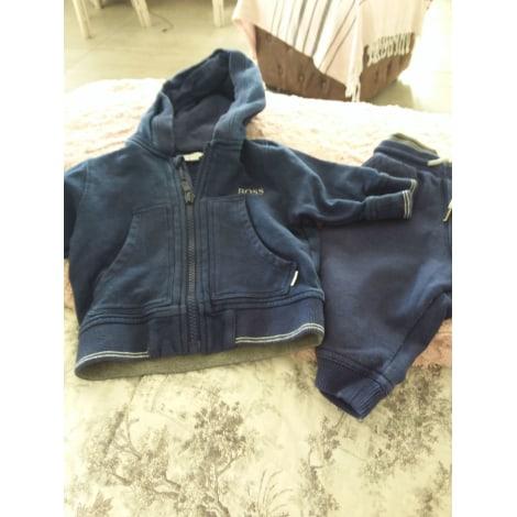 Ensemble & Combinaison pantalon HUGO BOSS Bleu, bleu marine, bleu turquoise