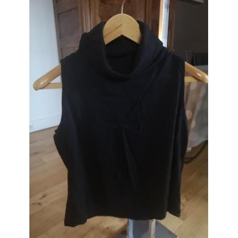 Top, tee-shirt APOSTROPHE Noir