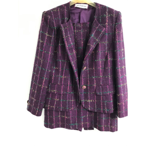 Tailleur jupe WEINBERG Multicouleur