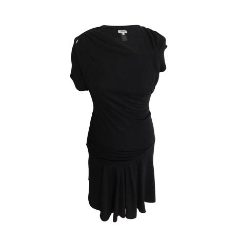 Robe mi-longue ISABEL MARANT ETOILE Noir