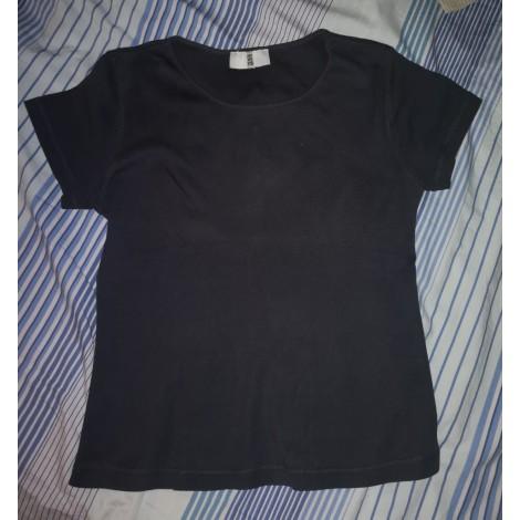 Top, tee-shirt IRENE VAN RYB Bleu, bleu marine, bleu turquoise