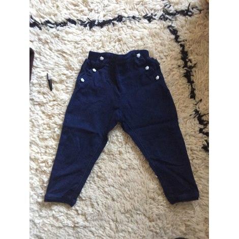 Pantalon KENZO Bleu, bleu marine, bleu turquoise