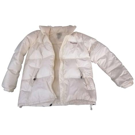 Doudoune RALPH LAUREN Blanc, blanc cassé, écru