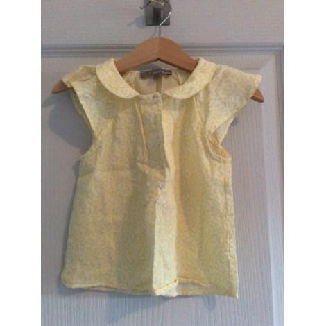Top, Tee-shirt LISA ROSE Jaune