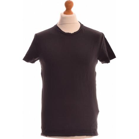 Tee-shirt HUGO BOSS Noir