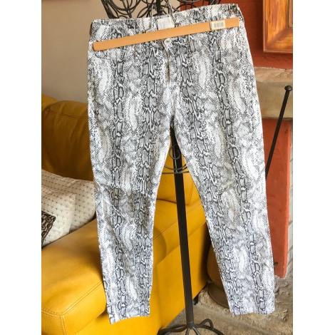 Jeans slim HUDSON JEANS Imprimés animaliers