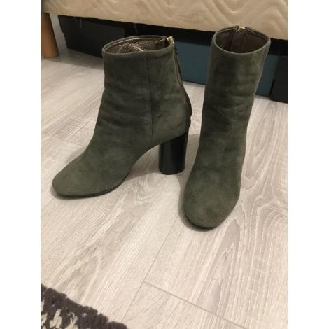 Bottines & low boots à talons ISABEL MARANT Gris, anthracite