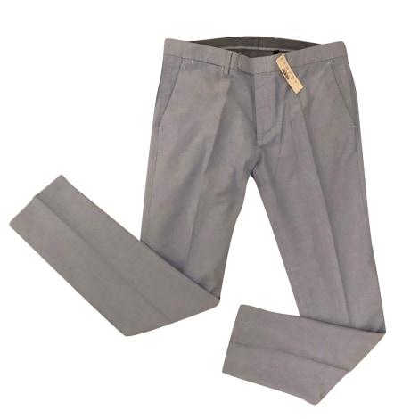 Pantalon slim J CREW Bleu, bleu marine, bleu turquoise