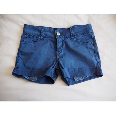Short LITTLE MARCEL Bleu, bleu marine, bleu turquoise