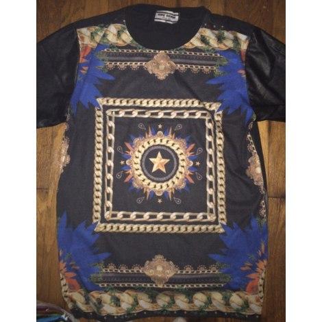 Tee-shirt JOHN H Noir