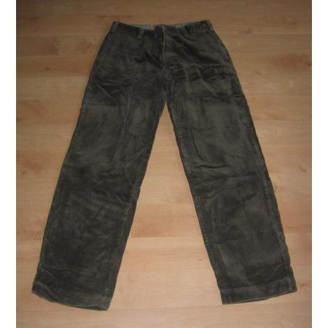 Pantalon droit TIMBERLAND Vert
