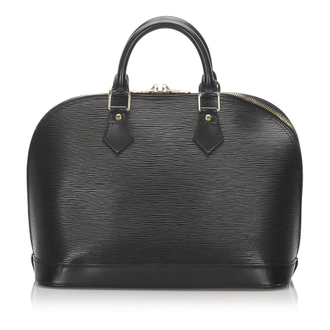 Sacoche LOUIS VUITTON Alma Black