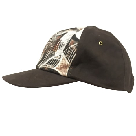 Casquette JUST CAVALLI Marron