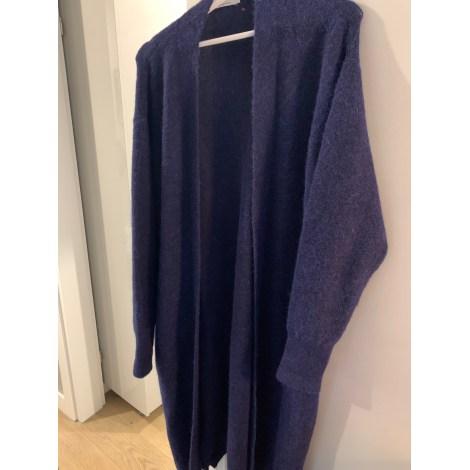 Gilet, cardigan MES DEMOISELLES... Bleu, bleu marine, bleu turquoise