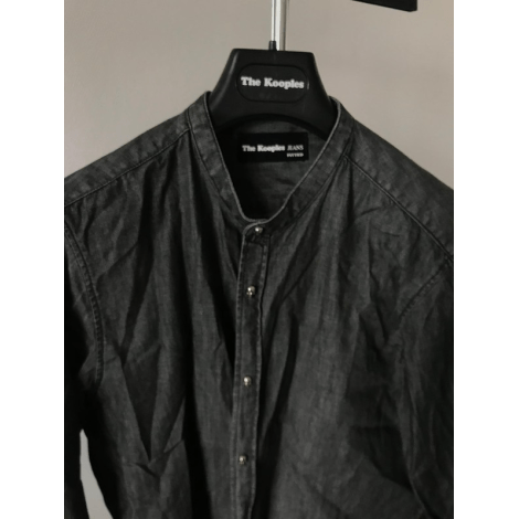 Chemise THE KOOPLES Gris, anthracite