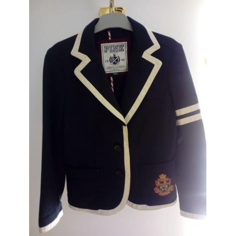 Blazer, veste tailleur VICTORIA'S SECRET Bleu, bleu marine, bleu turquoise