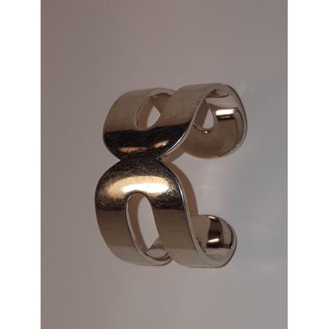 Bracelet DINH VAN Argenté, acier